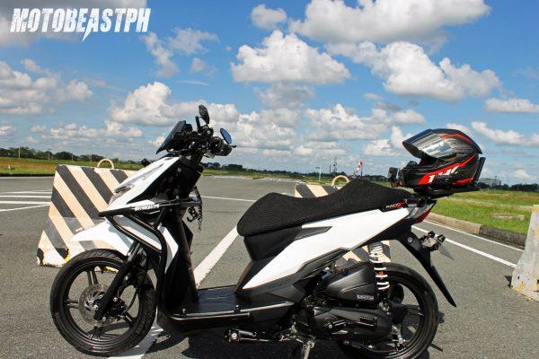 Honda Beat Street Naked Handle Bar Conversion - MotobeastPH